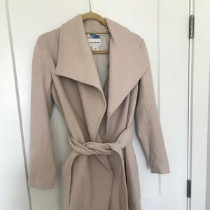 Club Monaco Wrap coat